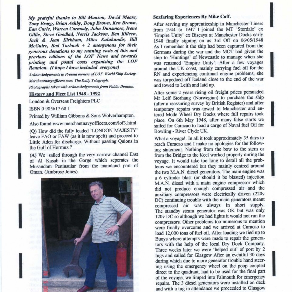 LOF Printed News 2003 - Page 6